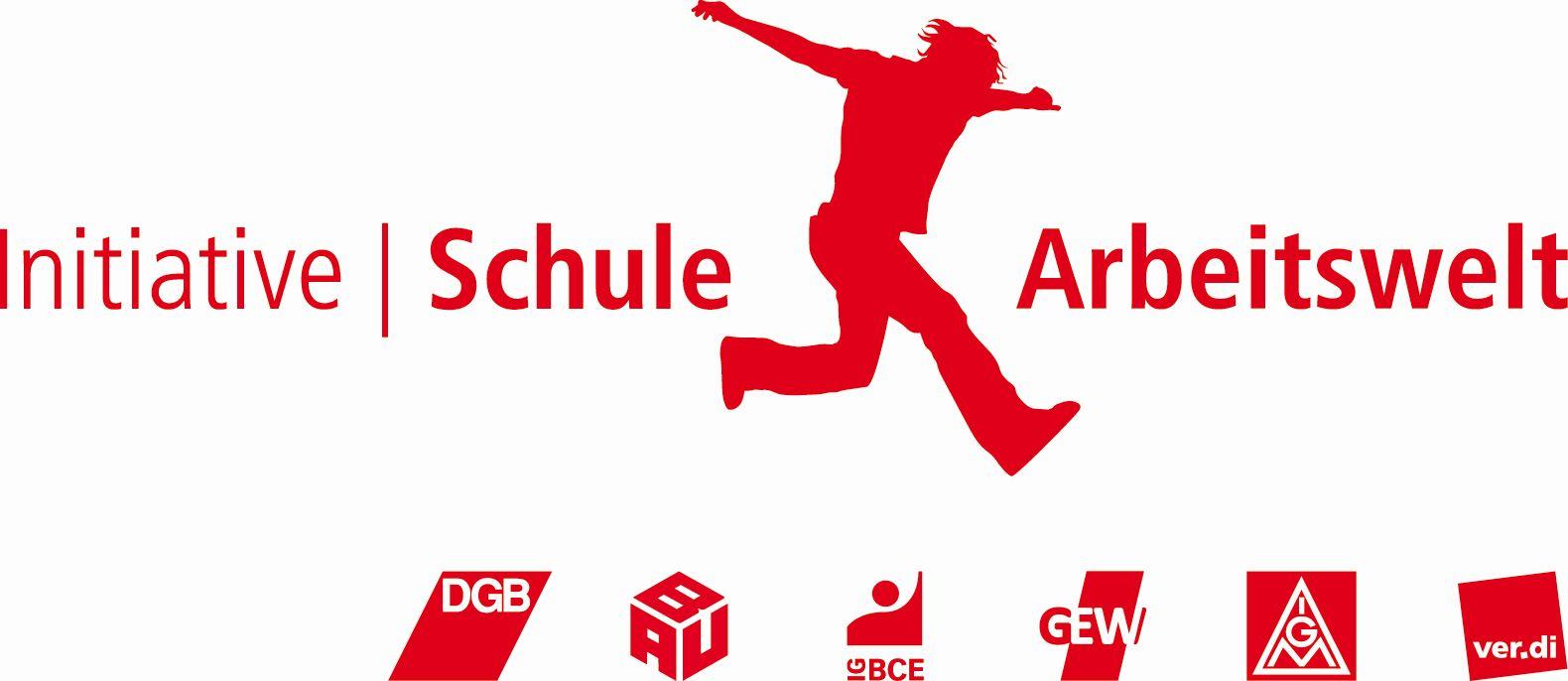 Logo Initiative Schule – Arbeitswelt
